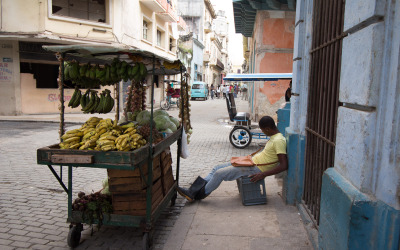 Bored in Havana
